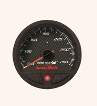 Longacre Part Number 46550: SMI AccuTech Gauge OT 280°