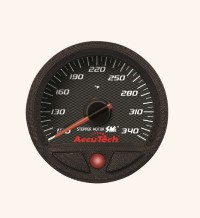 Longacre Part Number 46553: SMI AccuTech Gauge OT 340°