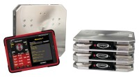 "Longacre Part Number 72728: Wireless Xli 10"" Tablet 1800lb w/15"" Dual Cell CNC Pads"