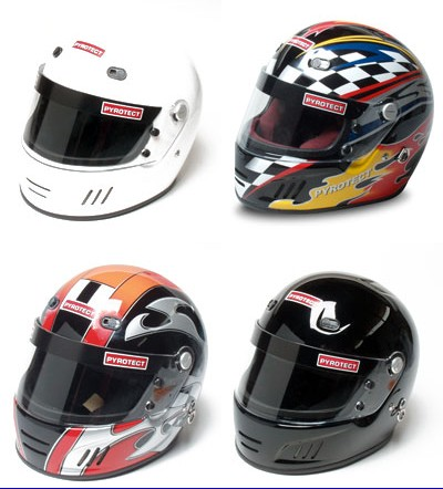 Snell 2010 (SA and M) Rated Helmets