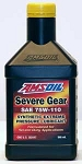 AMSOIL Severe Gear® Synthetic Extreme Pressure (EP) Gear Lube 75W-110