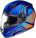 HJC CL-17 Full Face M2015 Graphic Helmet - Redline