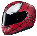 RPHA-11 Pro (by HJC) Spiderman Graphic Helmet ECE Rated