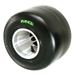 MG Tires YZ Green Compound Kart Racing Tire