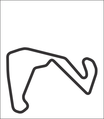 Carolina Motortsports Park Vinyl Track Map Decal_p_10929 on Timing Tape
