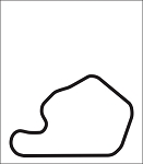 Limerock Metal Track Map Wall Art