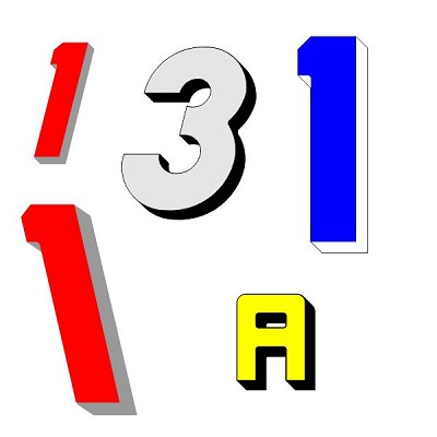 Solotime 12 Inch 3d Shadow Magnetic Letter/Number
