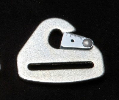 2 inch Snap Hook End