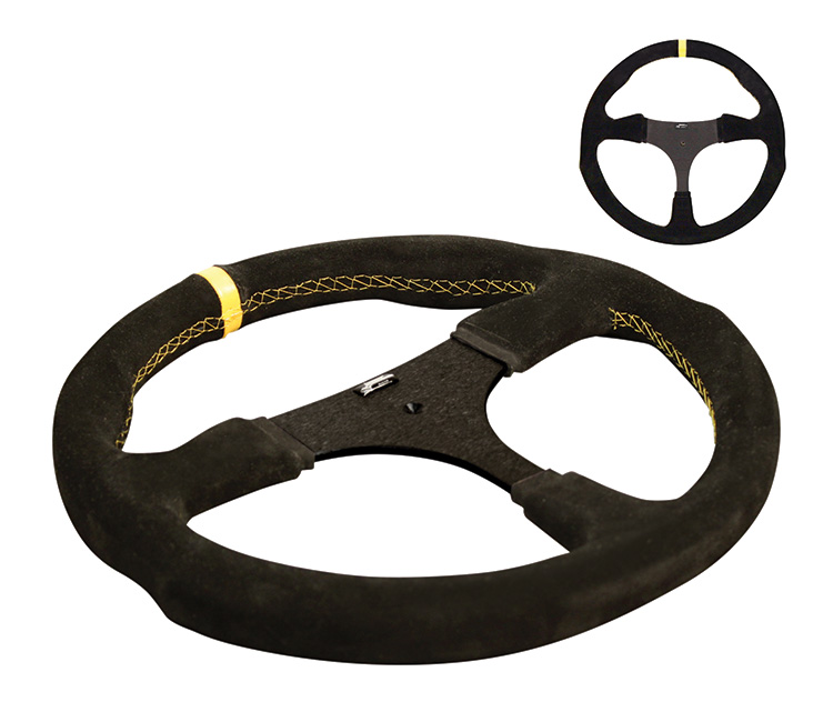 Longacre Steering Wheels