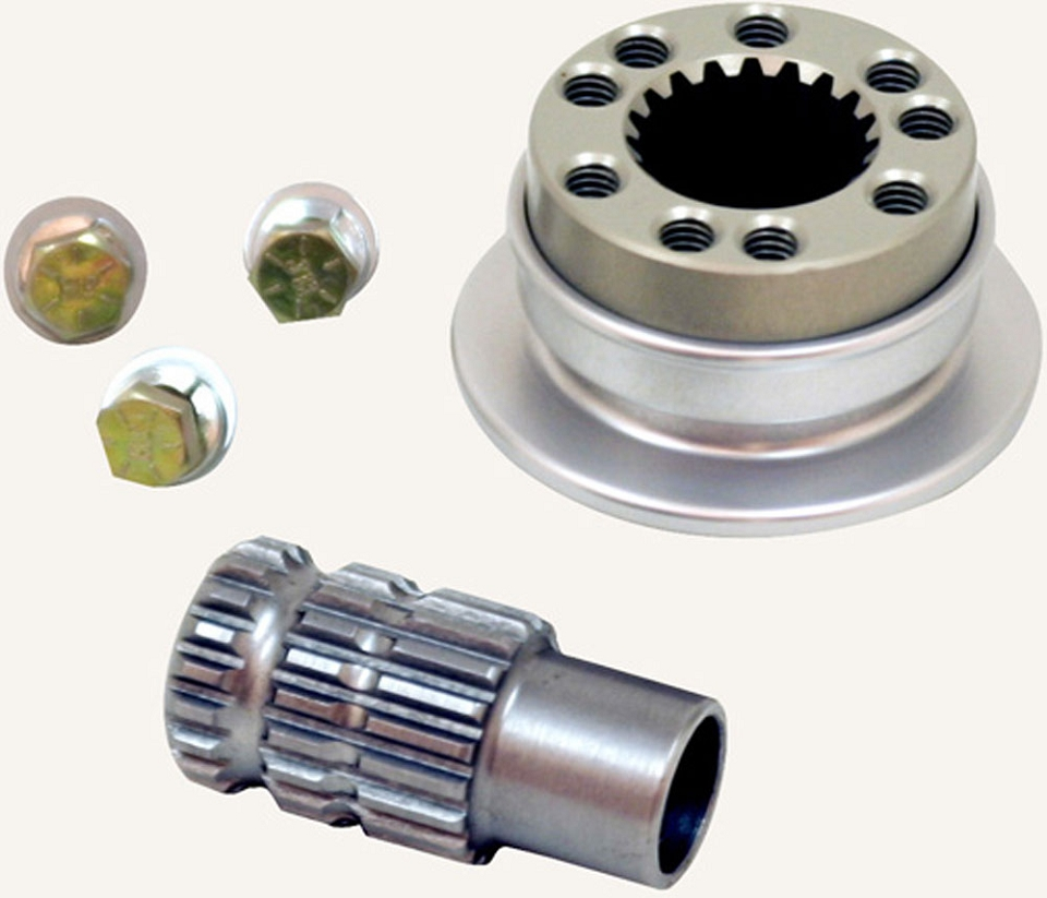 Steering Wheel Hubs, Adapters and Accessories