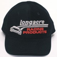 Longacre Part Number 11655: Black Twill Hat