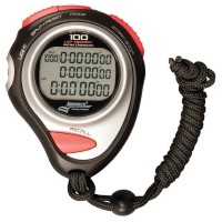 Longacre Part Number 22164: Longacre Memory Stopwatch w/case 100 Memory
