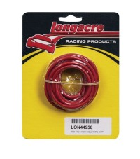 Longacre Part Number 44956: Red 16 Gauge High Insulation Wire 15'