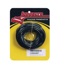 Longacre Part Number 44957: Black 16 Gauge High Insulation Wire 15'