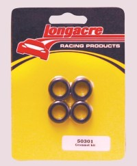 Longacre Part Number 50301: Hi Temp Silicon Schrader/QC Grommets for 50240