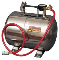Longacre Part Number 50316: Lightweight 5 Gallon Air Tank Less Gauge