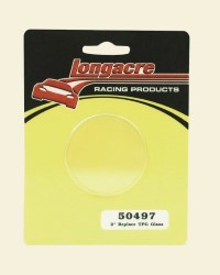 "Longacre Part Number 50497: 2"" Replacement Lens for Standard Gauges"