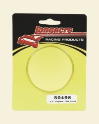 "Longacre Part Number 50498: 2.5"" Replacement Lens for Deluxe Gauges"