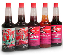 Redline Two Stroke Lubricants