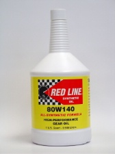 Red Line 80W140
