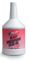 Red LineHeavyweight ShockProof Gear Lubricant