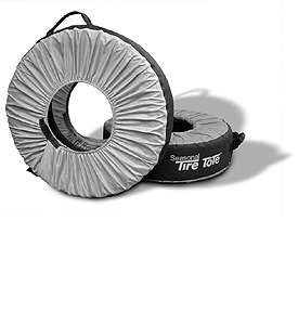TireTotes Tire Bags Pack of 4