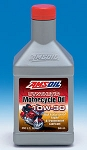 AMSOIL 10W-30 Advanced Synthetic Motorcycle Oil