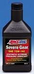 AMSOIL Severe Gear® Synthetic Extreme Pressure (EP) Gear Lube 75W-140