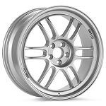 Enkei RPF1 Silver Paint 16x8 38MM Offset 5x114.3 Bolt Pattern 73MM Hub Bore