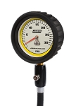 Joes Racing Pro Tire Gauge, 0-30psi with hold valve - 32326
