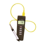 Longacre Part Number 50635: AccuTech Economy Probe Pyrometer 500° °F/°C