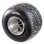 MG Tires WT Rain Compound Kart Racing Tire