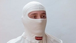 Pyrotect Single Layer Head Sock/Balaclava White