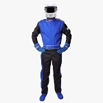Pyrotect Sportsman Deluxe Two Layer SFI 3.2A/5 Drivers Suit