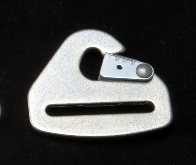 3 inch Snap Hook End