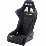 SPARCO Evo 2 Plus FIA Rated Seat