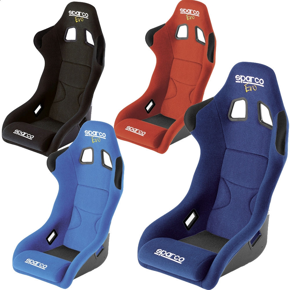 sparco evo fia rated seat. Black Bedroom Furniture Sets. Home Design Ideas
