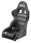 SPARCO Pro 2000 Black Vinyl FIA Approved Racing Seat