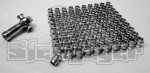 100 Pack  HMBAL-M12-M10  High Misalignment Insert  Aluminum  12mm x 10mm