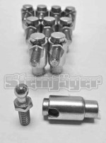 Steinjäger Ball Joints Quick Disconnect Cable Ball Joints 3/8-24