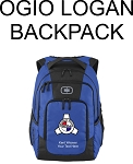 Cincinnati Region SCCA OGIO Logan Backpack