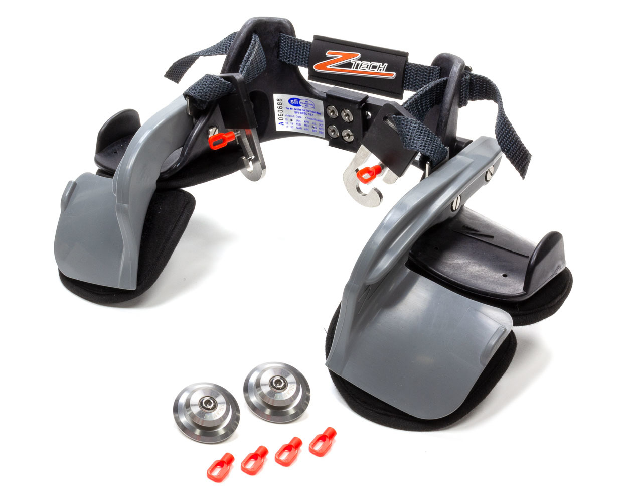 Z-Tech Series 4-A Head and Neck Restraint SFI38.1