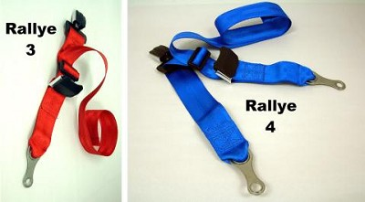Schroth Rallye Replacement Tailstraps
