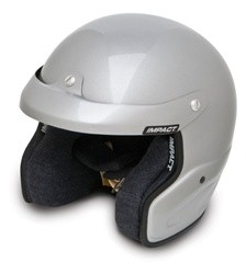 Impact Racing Velocity SA2010 Open Face  Helmet Made in the USA